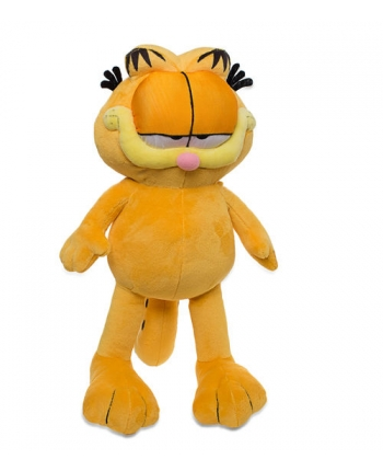 Plyšový Garfield stojaci - 22 cm