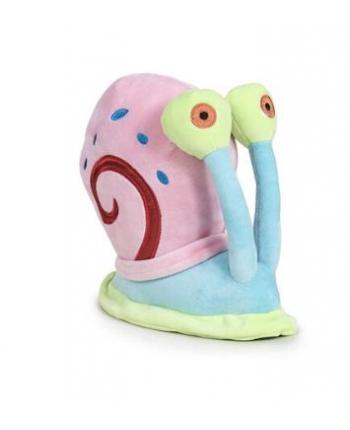 Plyšový Gary slimák (3D oči) - Spongebob - 21 cm