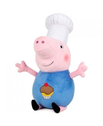 Plyšové prasátko kuchař - Prasátko Peppa (20 cm)