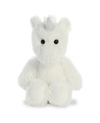 Plyšový jednorožec biely - Cuddly Friends (20 cm)