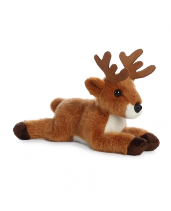 Plyšový jelenček - Flopsies Mini (20,5 cm)
