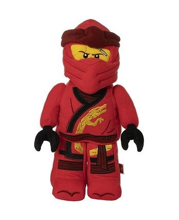 Plyšový Kay - Lego Ninjago - 33 cm