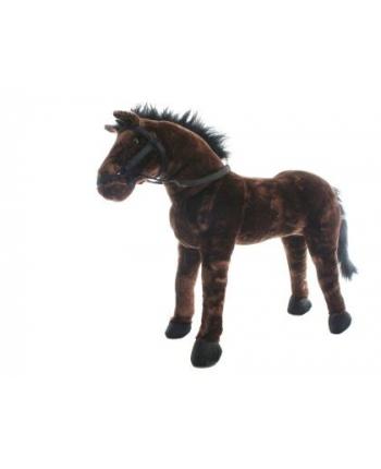 Plyšový kôň - nosnosť 100 kg - 70 x 60 x 20 cm