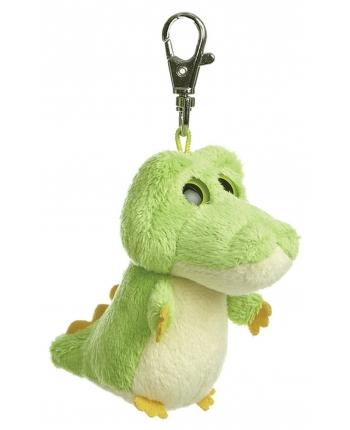 Plyšový krokodýl - klíčenka - YooHoo (7,5 cm)