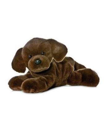 Plyšový labrador Lucky - Flopsie (20,5 cm)