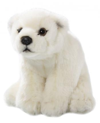 Plyšový ľadový medveď - Authentic Edition (25 cm)