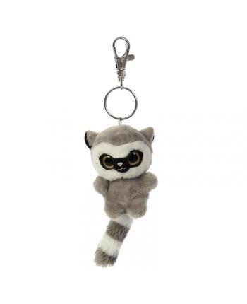 Plyšový lemur Lemmee Baby - klíčenka - YooHoo (9 cm)