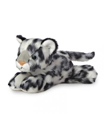 Plyšový leopard snežný - Flopsies Mini (20,5 cm)