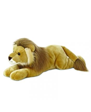 Plyšový lev Leo - Flopsies Super (69 cm)