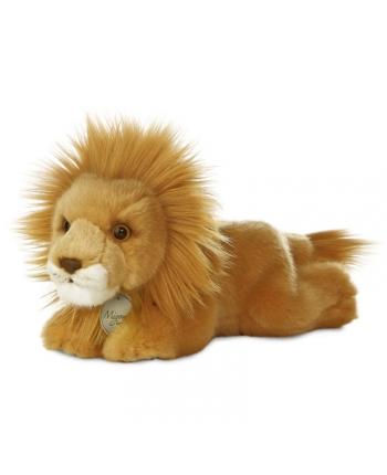 Plyšový lev ležiaci - Miyoni (20 cm)