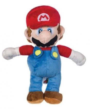 Plyšový Mario - Super Mario (cca 60 cm)