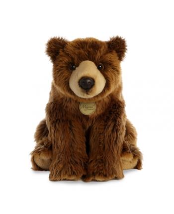 Plyšový medveď Grizzly - Miyoni (38 cm)