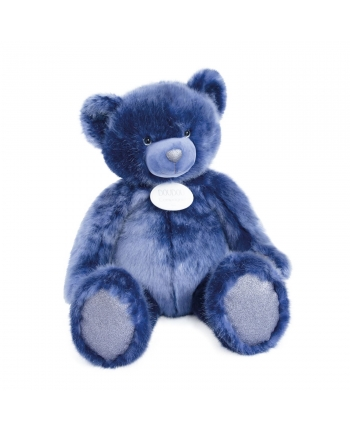 Plyšový medvídek Bleu - Histoire D´Ours (80 cm)