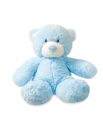 Plyšový medvedík Bonnie modrý - Aurora Baby (23 cm)