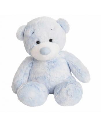 Plyšový medvedík Bonnie modrý - Aurora Baby  (27,5 cm)