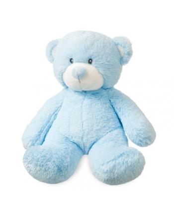 Plyšový medvedík Bonnie modrý - Aurora Baby (33 cm)