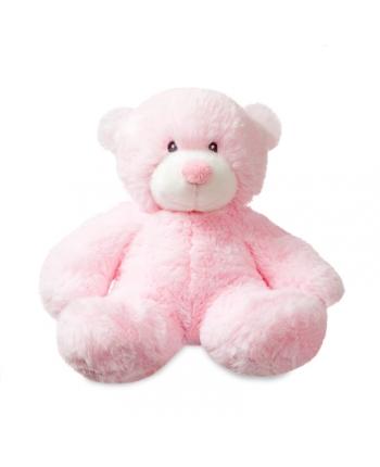 Plyšový medvedík Bonnie ružový - Aurora Baby (23 cm)