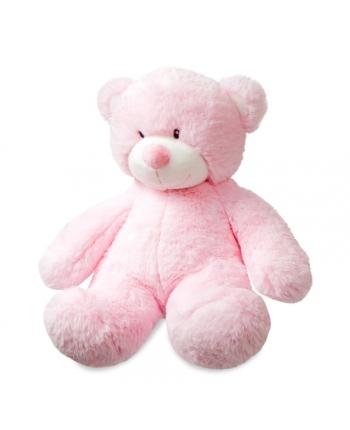 Plyšový medvídek Bonnie růžový - Aurora Baby (33 cm)