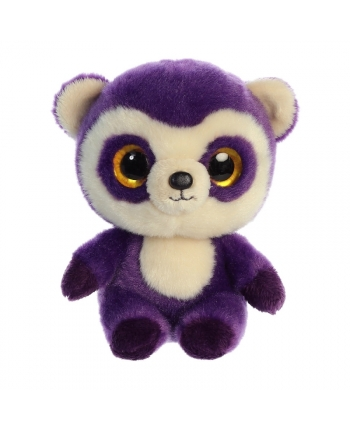 Plyšový medvedík okuliarnatý Ricky Baby - YooHoo (12,5 cm)