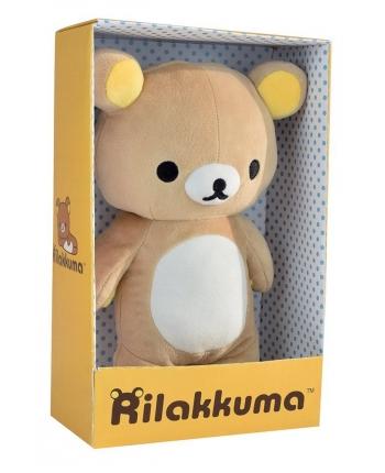 Plyšový medvedík Rilakkuma v škatuľke - Rilakkuma (27 cm)