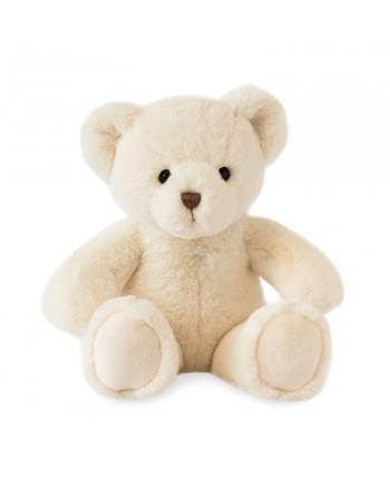Plyšový medvedík Titours biely - Histoire D´Ours (34 cm)