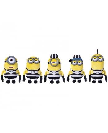 Plyšový Mimoň Väzeň 3D - Ja, zloduch 3 (28 cm) - 5 druhov