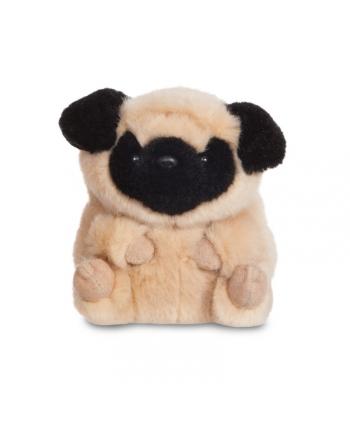 Plyšový mopslík - Rolly Pets (12,5 cm)