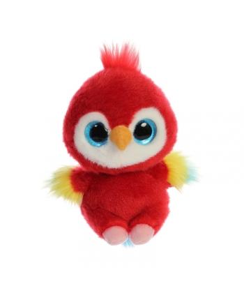 Plyšový papagáj Lora Baby - YooHoo (12,5 cm)