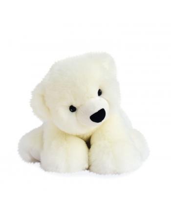 Plyšový polárny medveď Tendresse - Histoire D´Ours (38 cm)
