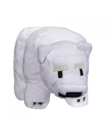 Plyšový polárny medveď - mláďa - Minecraft (19 cm)