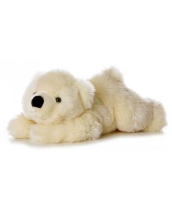 Plyšový polárny medveď Slushy - Flopsie (30,5 cm)