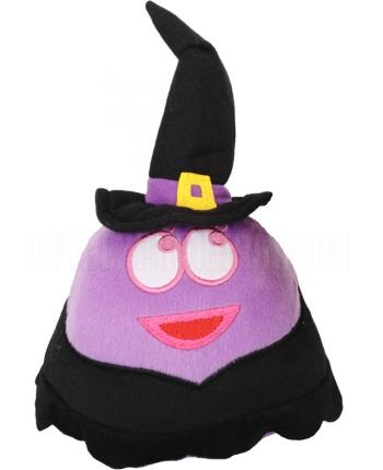 Plyšový POU - fialová čarodejnica (25 cm)