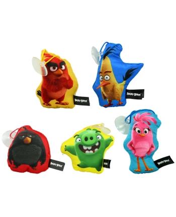 Plyšový prívesok vankúšik Angry Birds Movie (10-15 cm) - 5 druhov