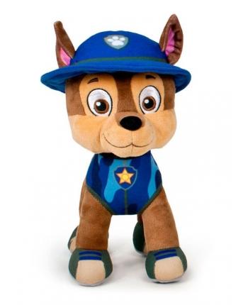 Plyšový psík Chase - Paw Patrol Jungle (28 cm)