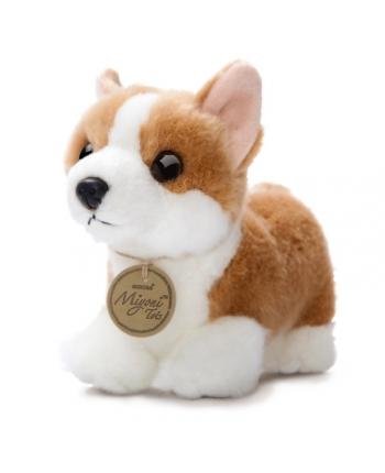 Plyšový psík Corgi - Miyoni (20 cm)
