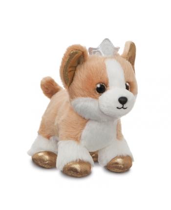 Plyšový psík Corgi Queenie  - Sparkle Tales - 18 cm