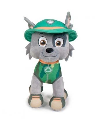 Plyšový psík Rocky - Paw Patrol Jungle  (28 cm)