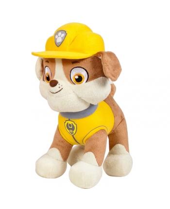 Plyšový psík Rubble - Paw Patrol (19 cm)