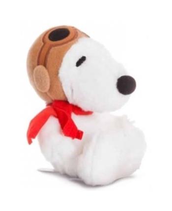 Plyšový psík Snoopy Pilot (19 cm)
