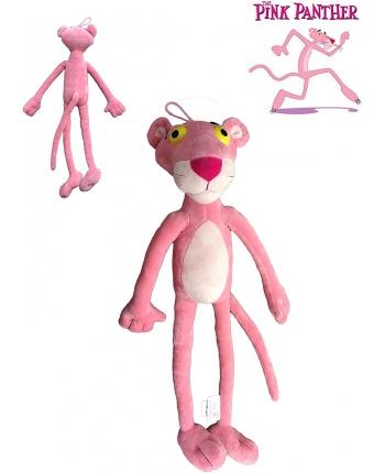 Plyšový ružový panter - 60 cm
