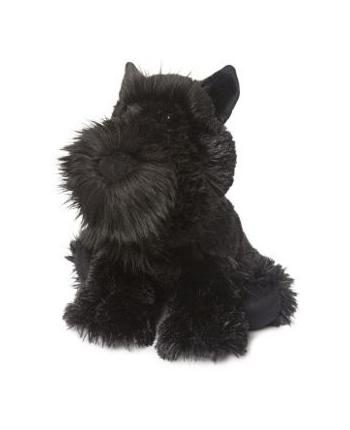 Plyšový škótsky teriér Toby - Wuff & Friends (30,5 cm)