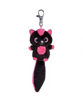 Plyšový skunk Sparkee - kľúčenka - YooHoo (7,5 cm)