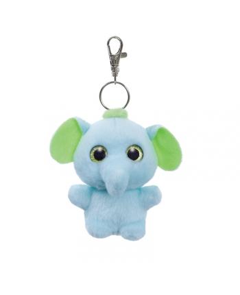 Plyšový sloník Eden - kľúčenka - YooHoo - 9 cm