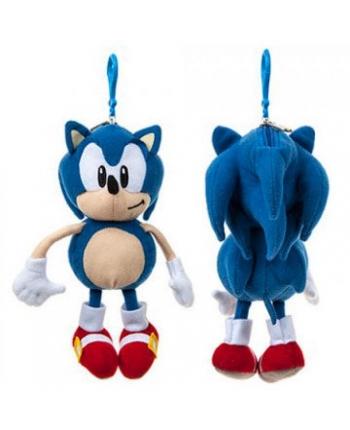 Plyšový Sonic - prívesok, peňaženka - Sonic the Hedgehog (20 cm)