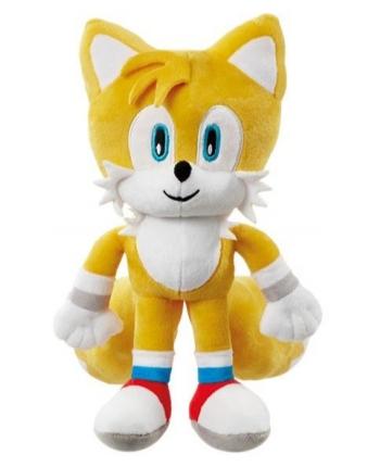 Plyšový Sonic žltý - TAILS (28 cm)