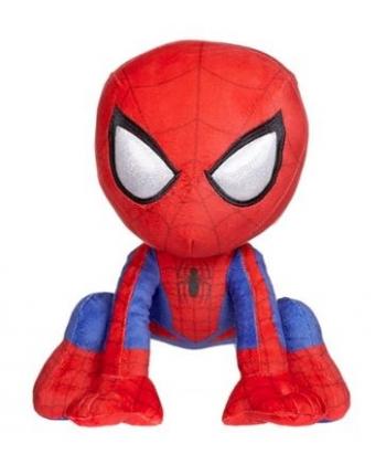 Plyšový Spiderman červený skrčený - Marvel (30 cm)