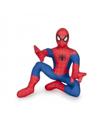 Plyšový Spiderman sediaci - Marvel (27 cm)