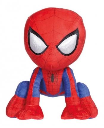 Plyšový Spiderman skrčený - Marvel (53 cm)