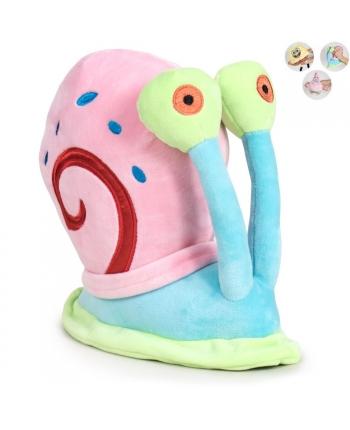 Plyšový SpongeBob - Gary slimák - spandex - 55 cm