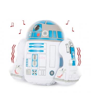Plyšový Star Wars R2-D2 se zvukem a pohybem - 24 cm